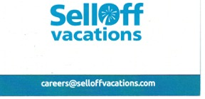 Sell Off Vacations