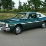 1977 Dodge Apen, slant Six